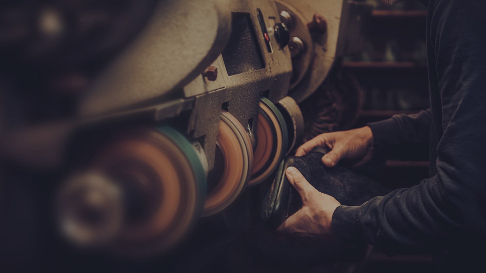 Atelier de notre maître artisan
